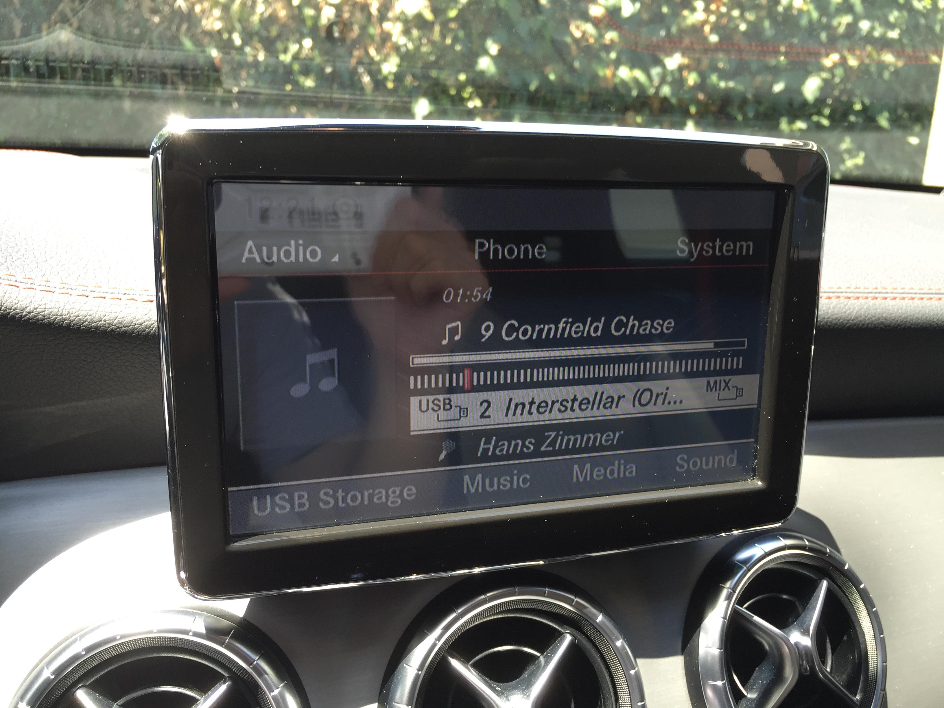 Navitech 8'' screen review | Mercedes CLA Forum