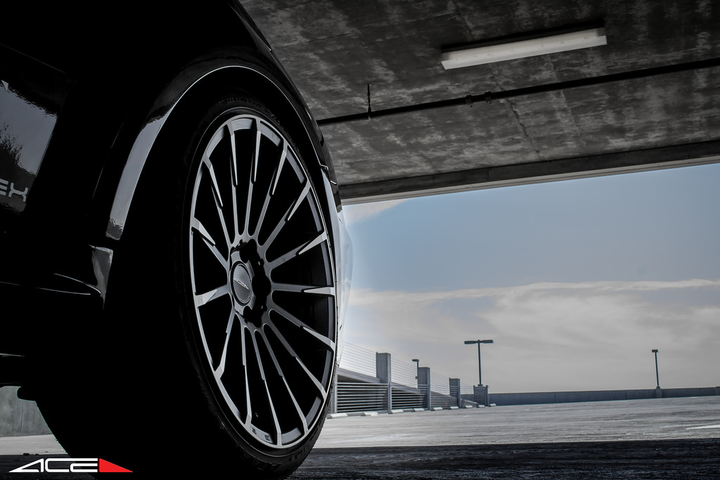 Mercedes Benz Cla >> Ace Alloy Devotion on widebody CLA