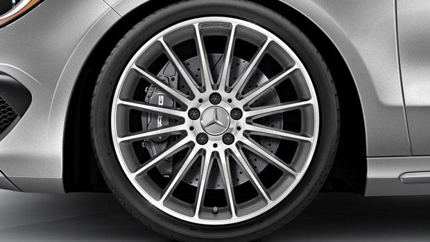 18 Inch Tires >> CLA45 AMG 16 spoke rims on CLA250?
