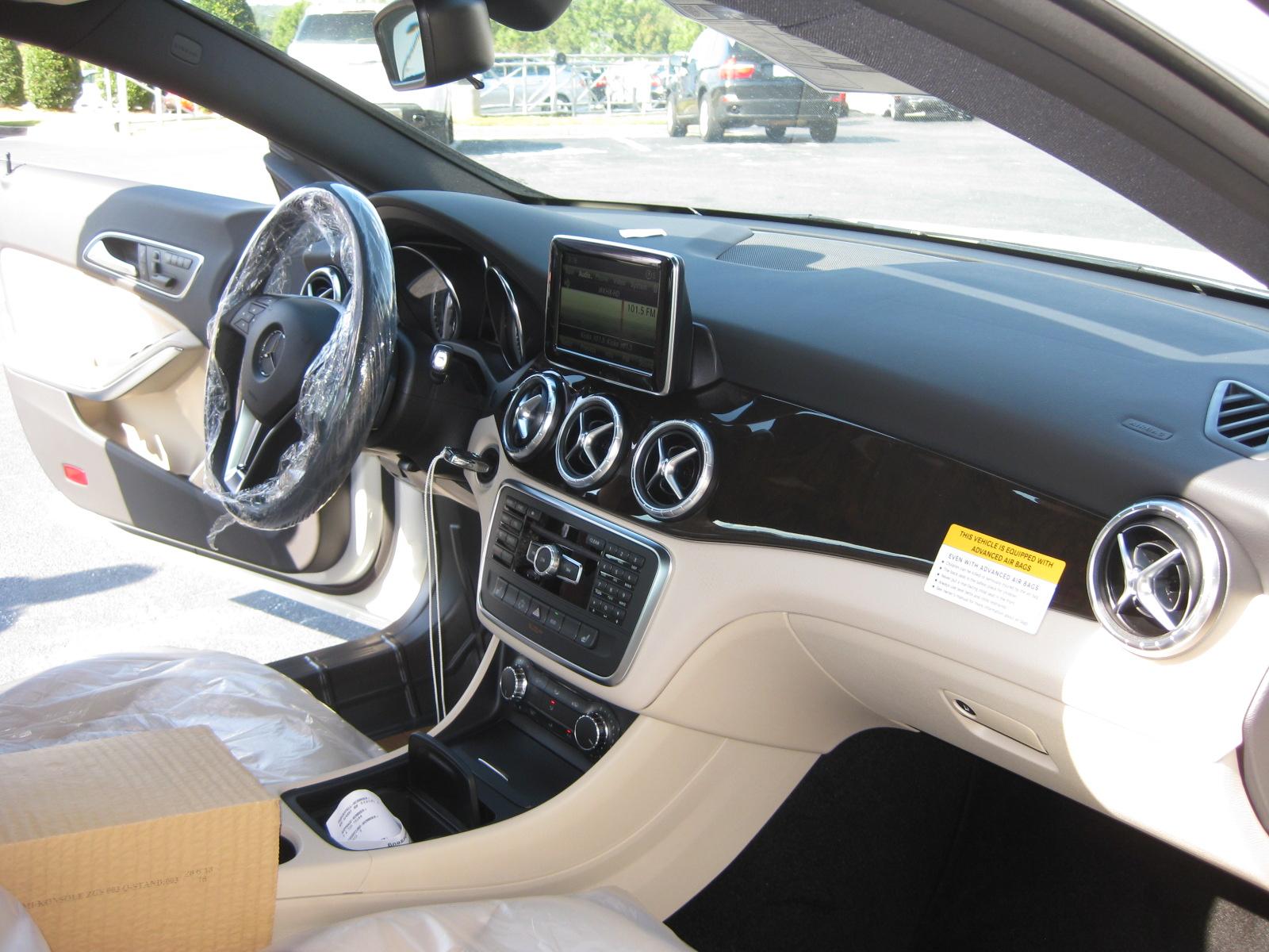 Name: 2014 CLA250 Tan Interior Views: 10897 Size: