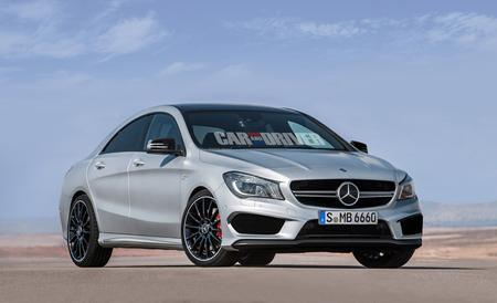 polar silver cla 45 amg pic. Black Bedroom Furniture Sets. Home Design Ideas