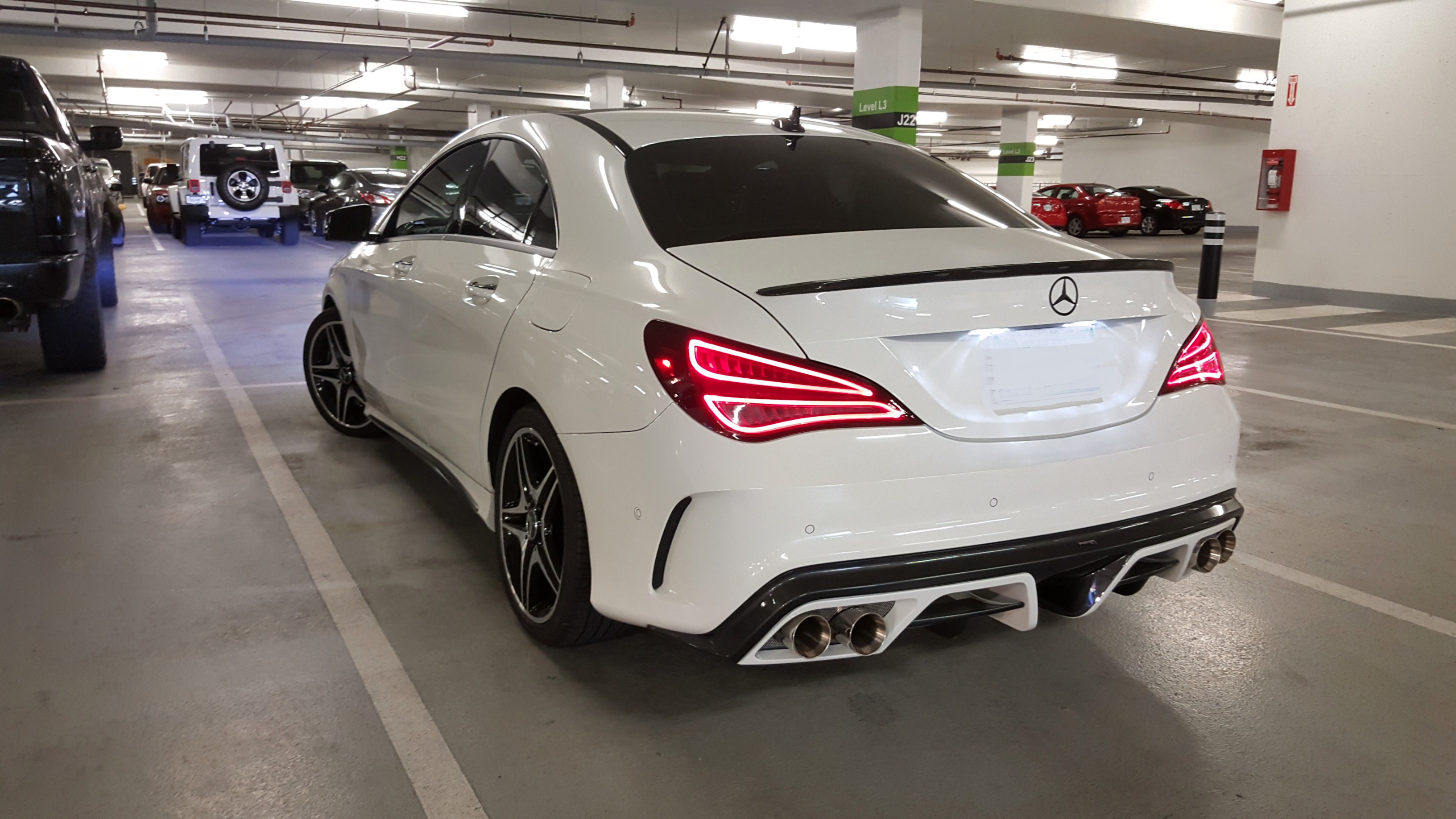 woman cla essai at first love mercedes sight routier look review benz