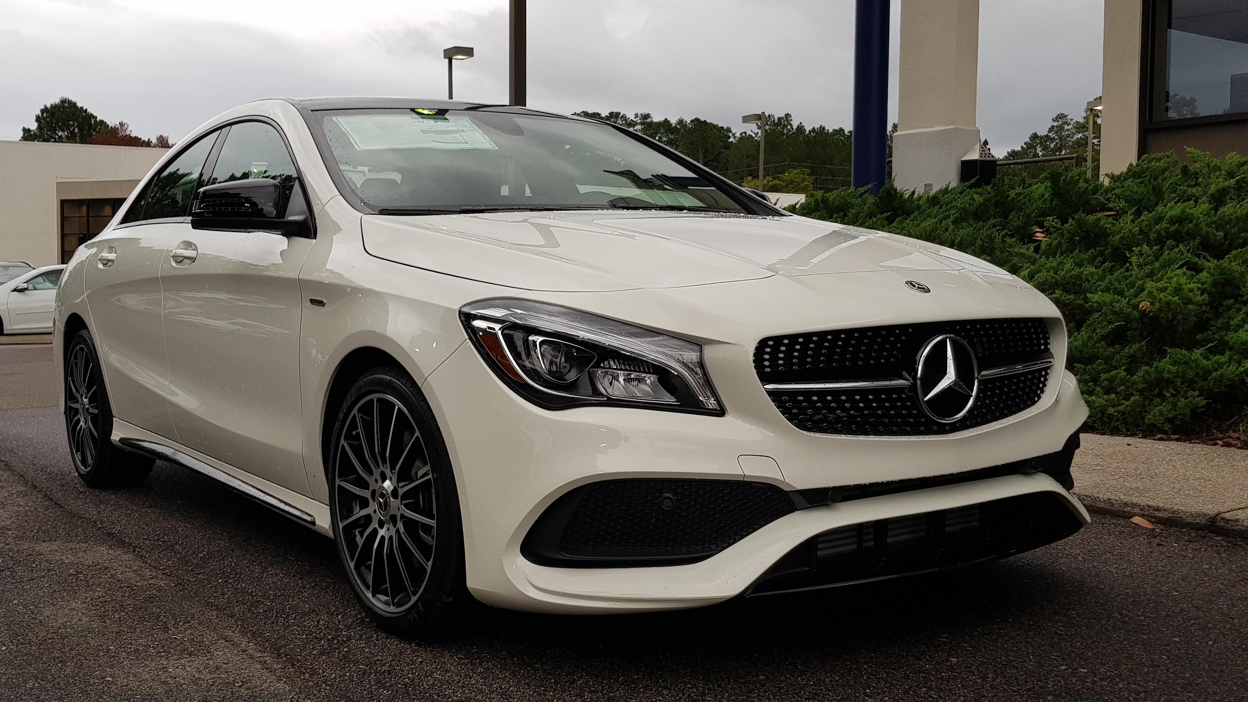 New Owner 2018 Cla 250 Ice Edition