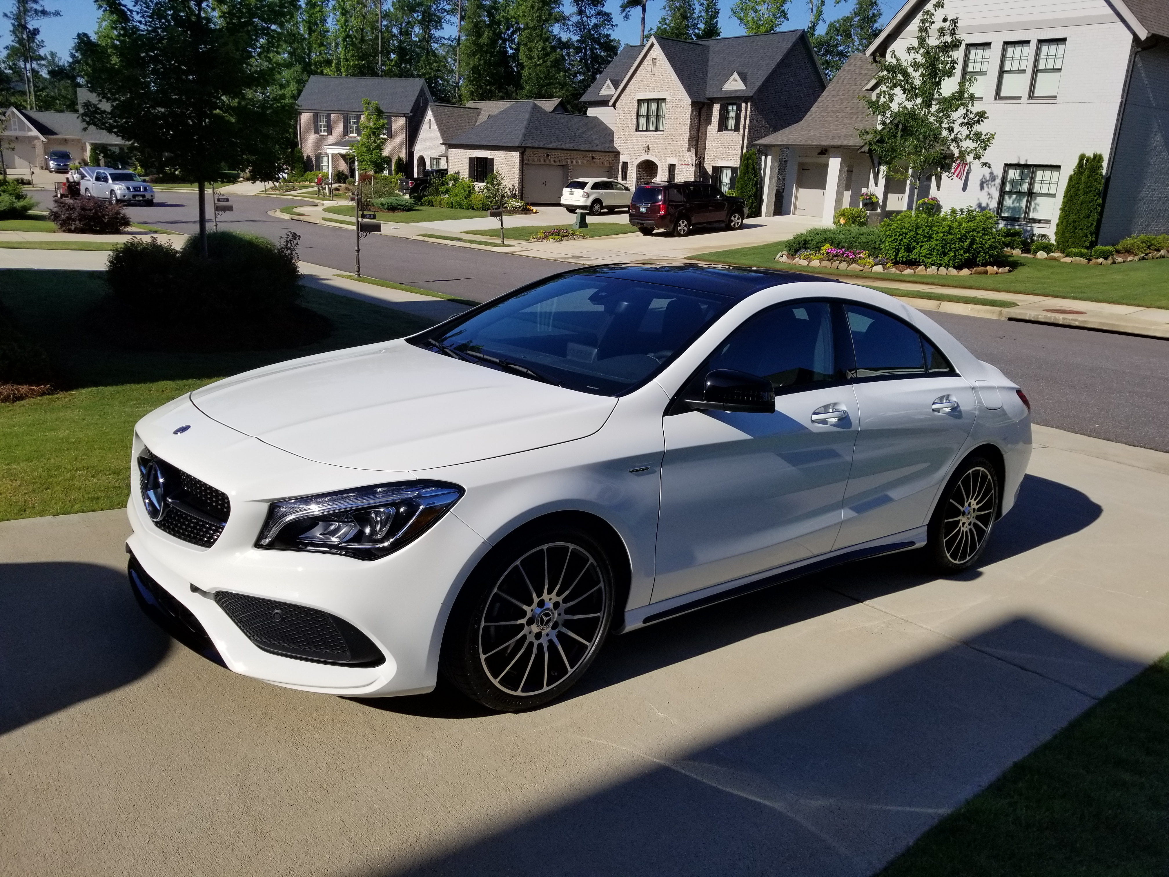2018 Mercedes Benz Cla 250 >> 2018 CLA 250 ICE Edition - LIMITED EDITION 1 of 400