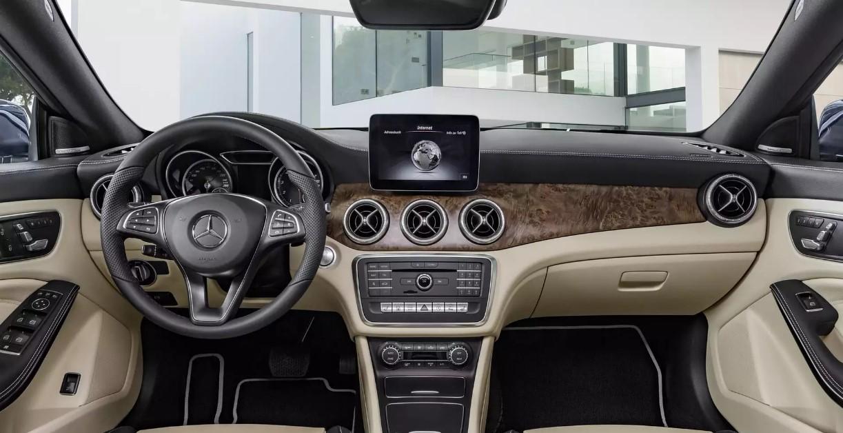 Nuova Mercedes Cla 2017 >> 2018 Mercedes-Benz CLA Redesign