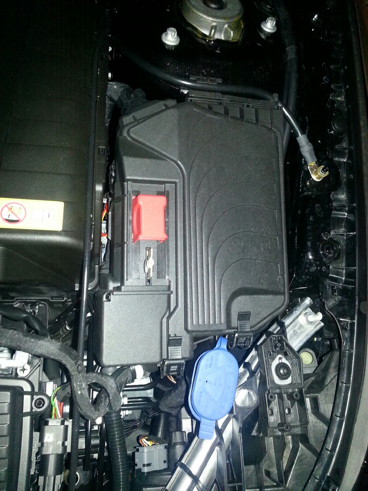 D Battery Location Accessibility I Need Vent Battery on Mazda 6 Battery Location