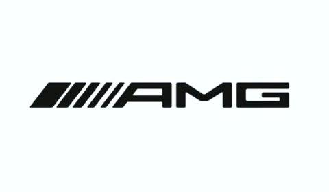 Amg License Plate Frame