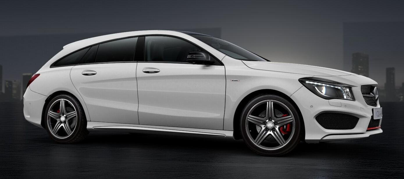 cla 250 sport 4matic shooting brake ordered today. Black Bedroom Furniture Sets. Home Design Ideas