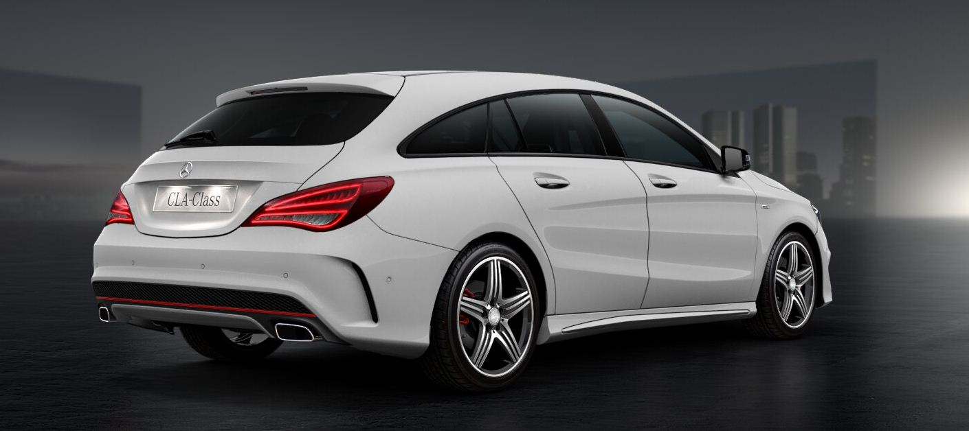Thread: CLA 250 Sport 4matic Shooting Brake ordered today