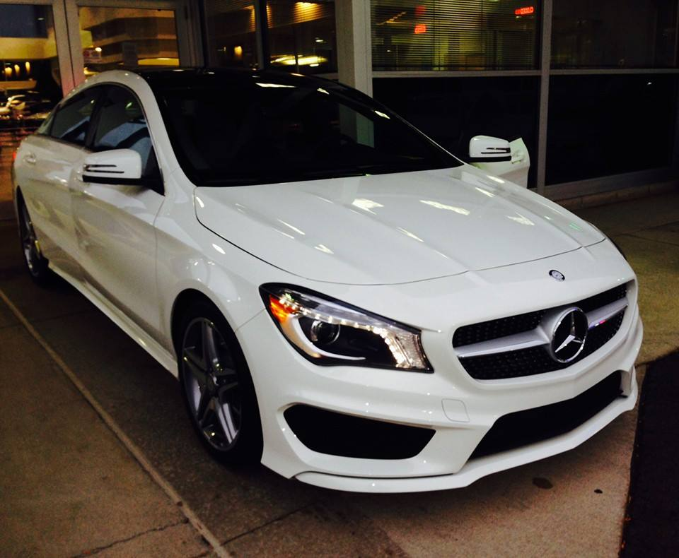 Mercedes polar white vs calcite white for Mercedes benz genuine polar white touch up paint code 149