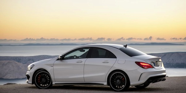 Mercedes CLA Shooting Brake (2015) review by CAR Magazine