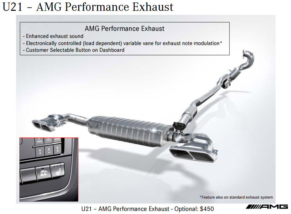 Name Exhaustoptionmy16 Views 1353 Size 1160 Kb: Amg Performance Exhaust System Selectable At Woreks.co