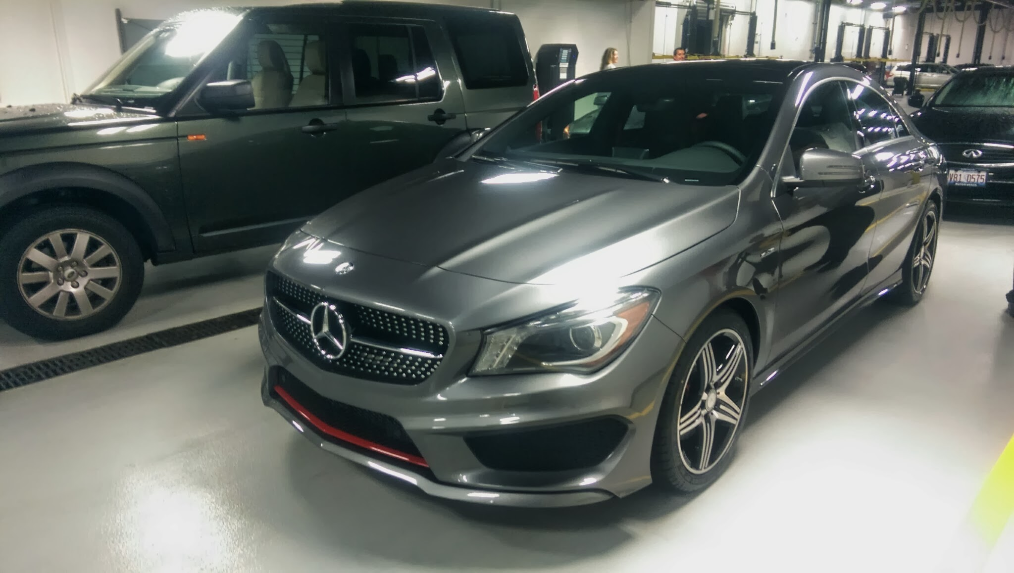 CLA250 Sport Package Plus  Photo Requests