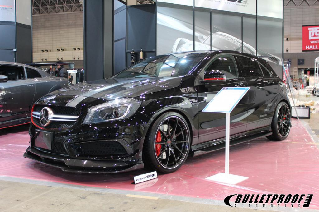 CLA250/A45/CLA45 Body Kit List | Mercedes CLA Forum