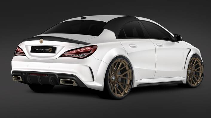 Cla250 A45 Cla45 Body Kit List