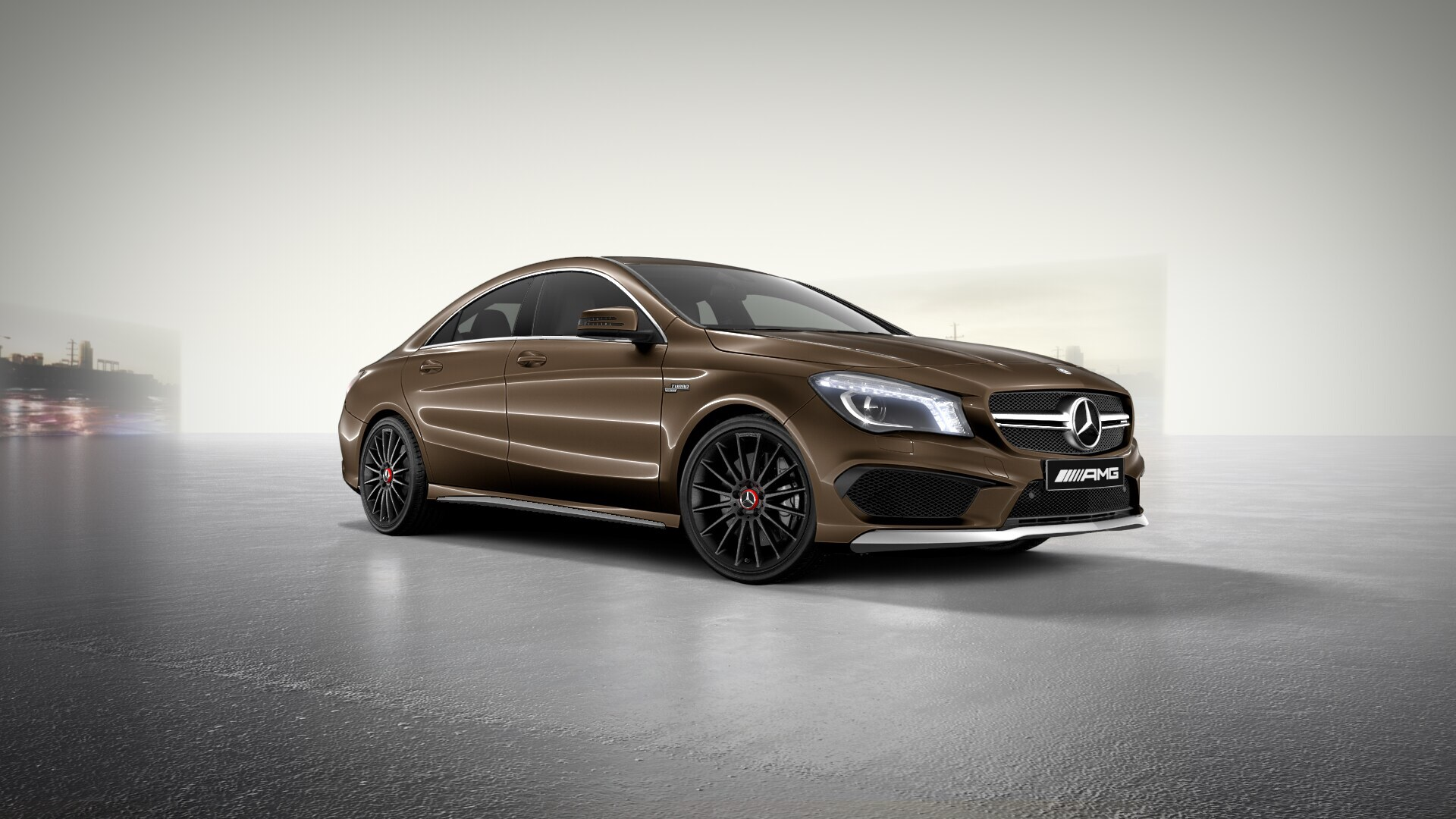Mercedes Benz Of San Diego >> Cocoa Brown CLA45