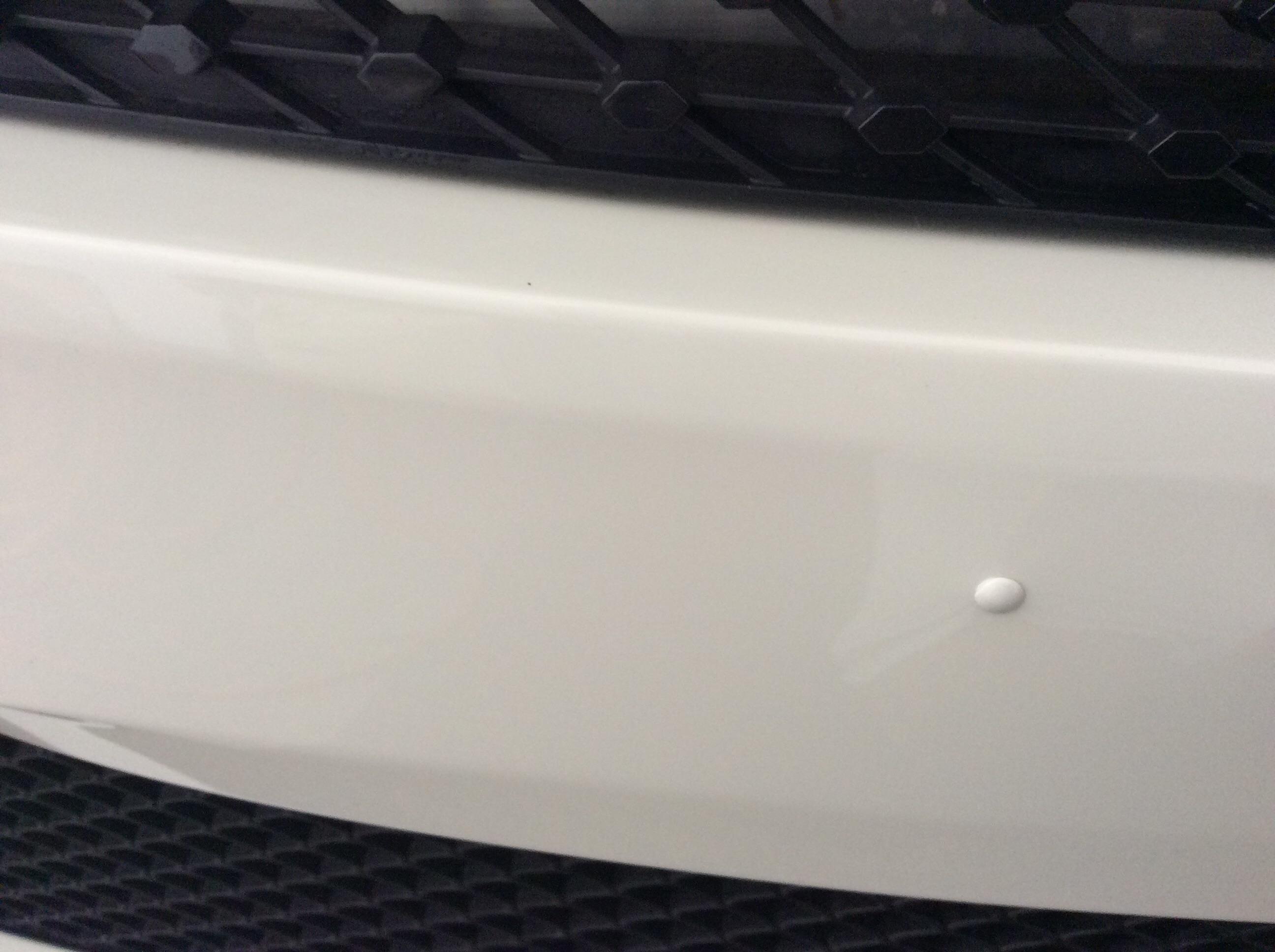 Diy Plug Front License Plate Holes