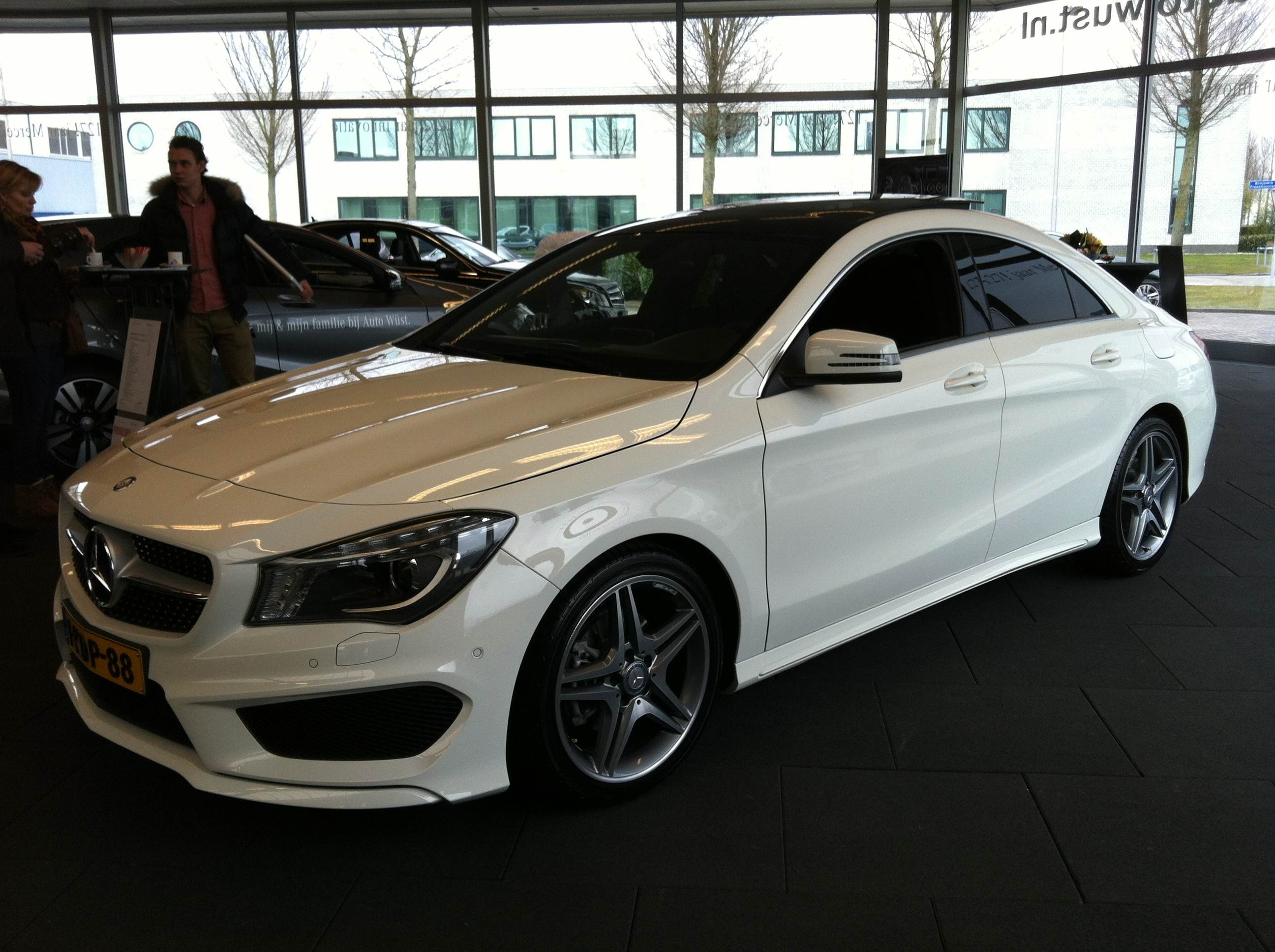 The official Mercedes CLA Cirrus White  Thread-image.jpg
