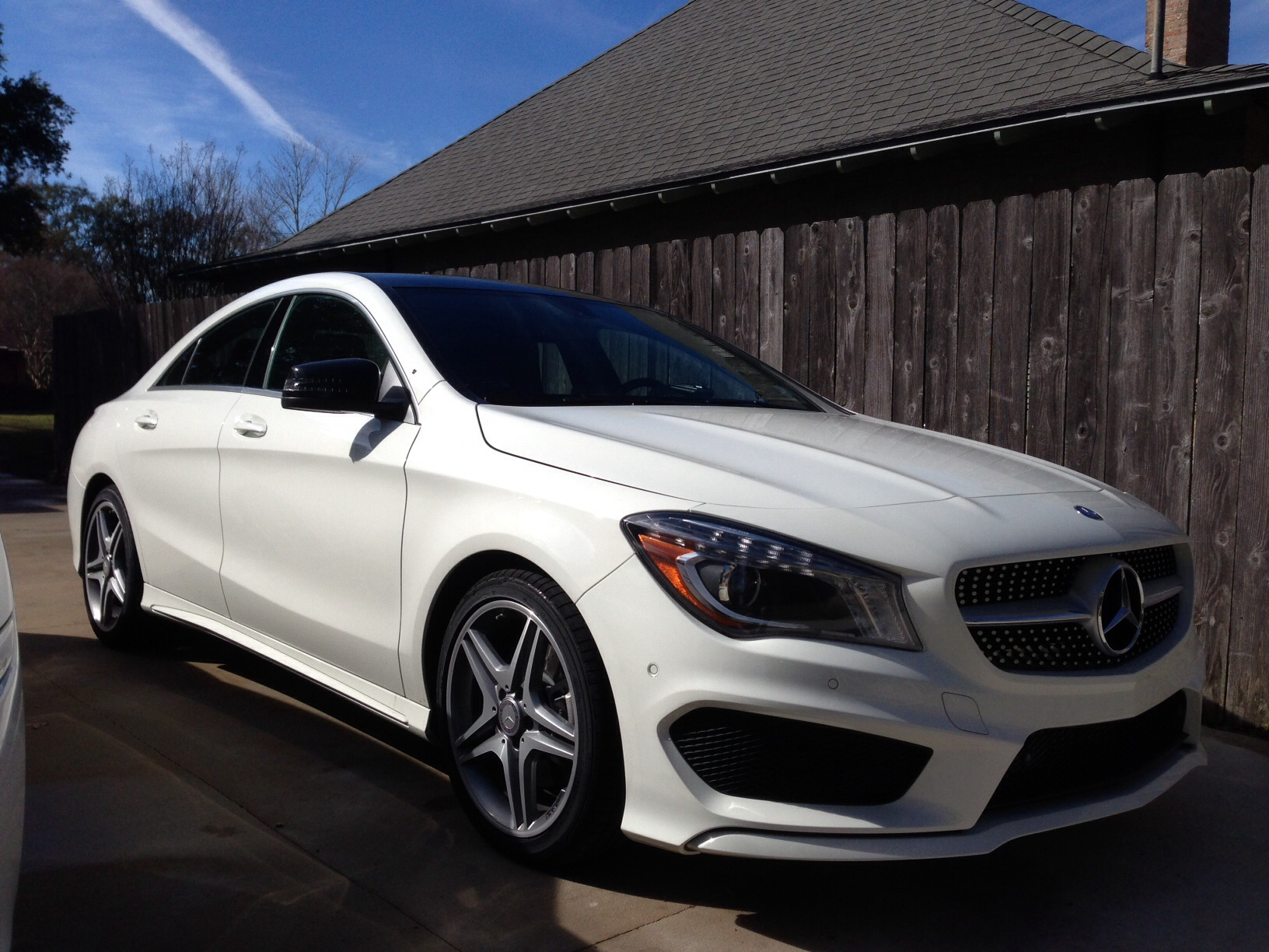 My White On Brown Cla250