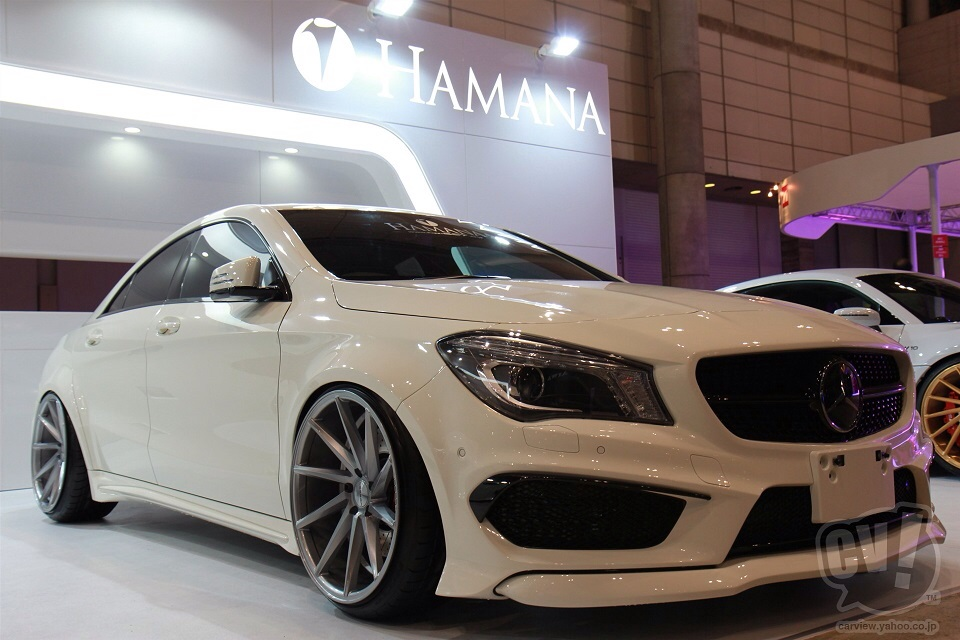 Mercedes Benz Of Chicago >> WIDE BODY CLA! [pics]