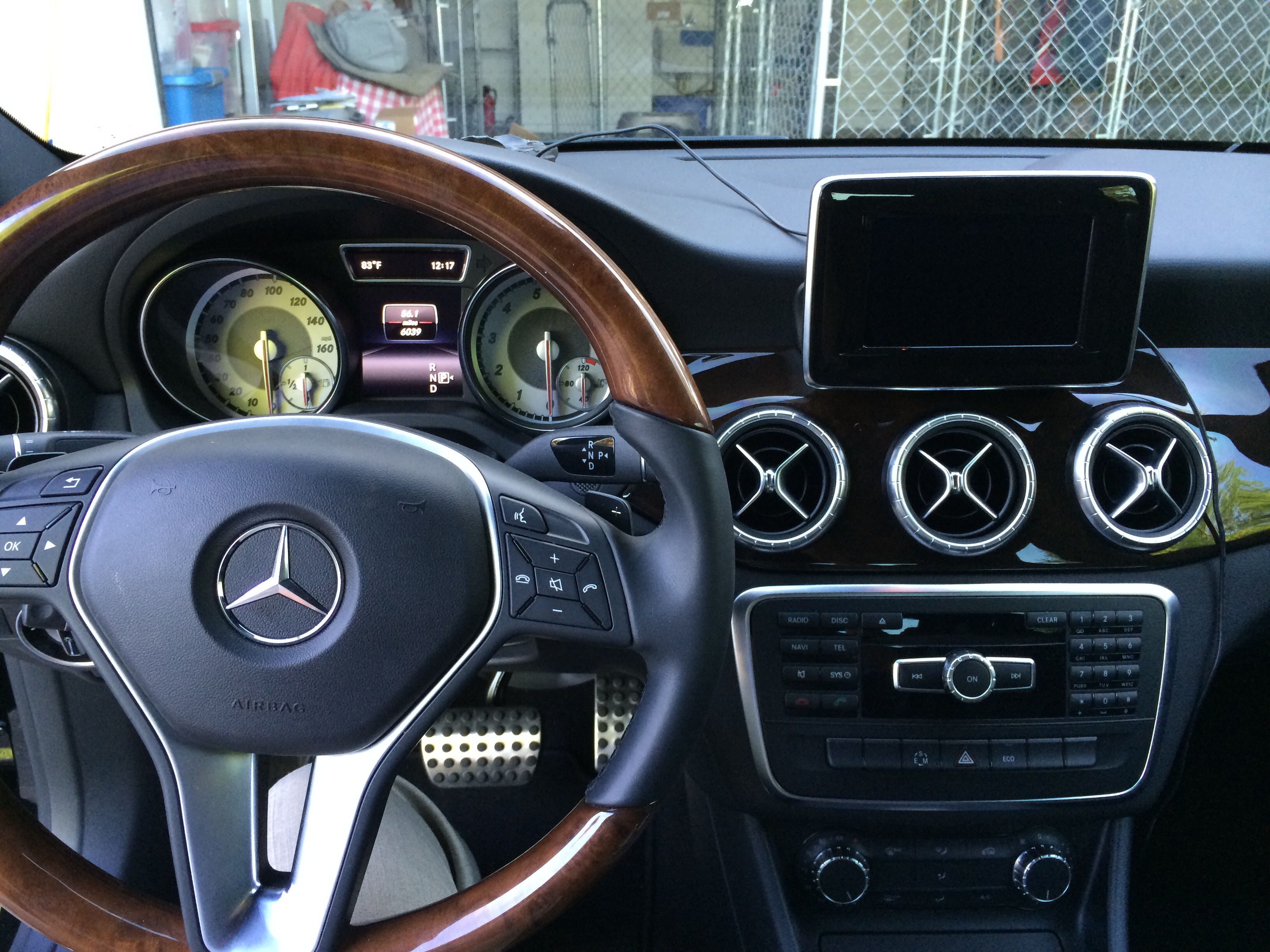 DIY - Remove The Steering Wheel | Mercedes CLA Forum