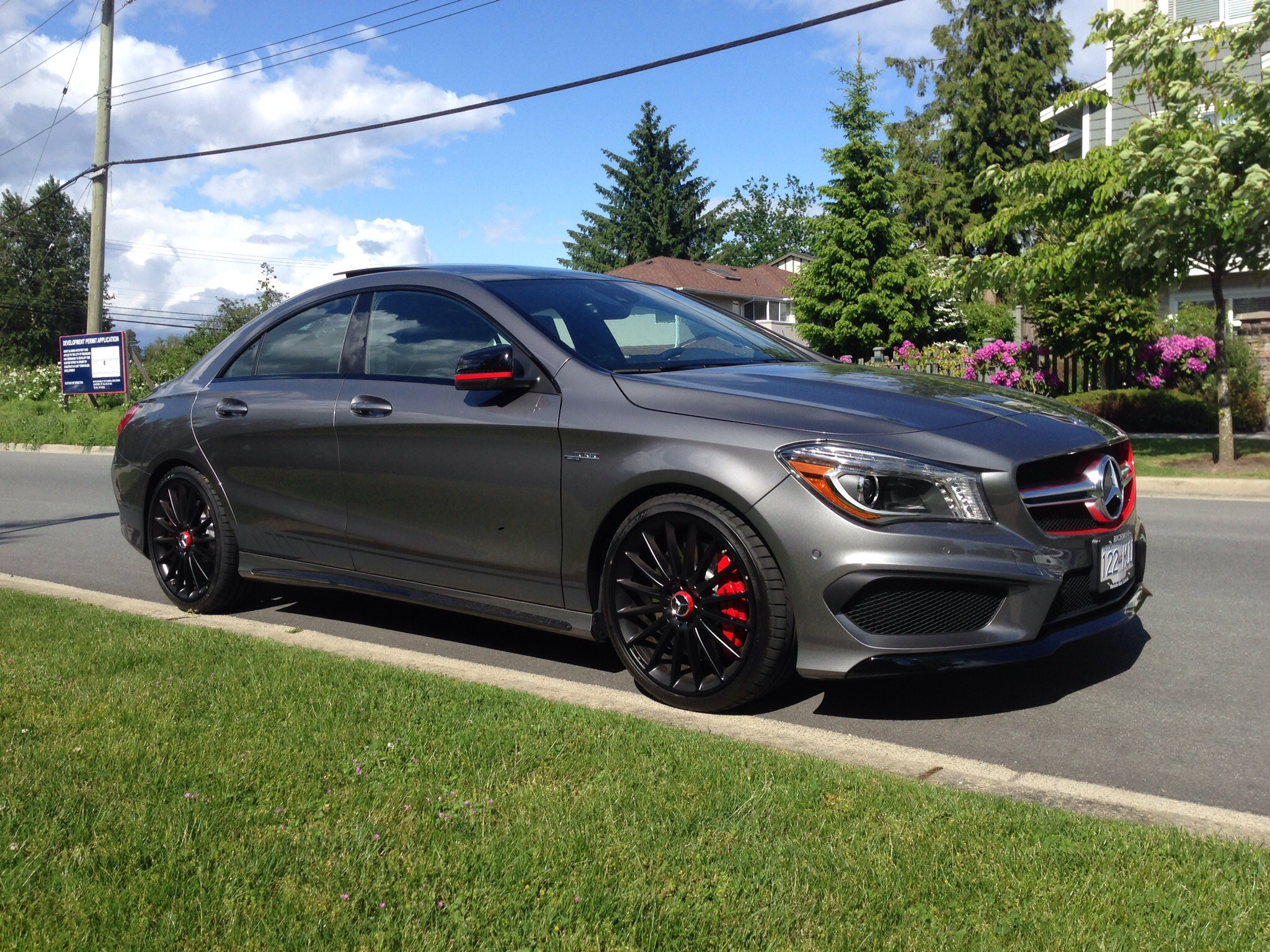 Cla45 Amg Edition 1 In Canada Page 7
