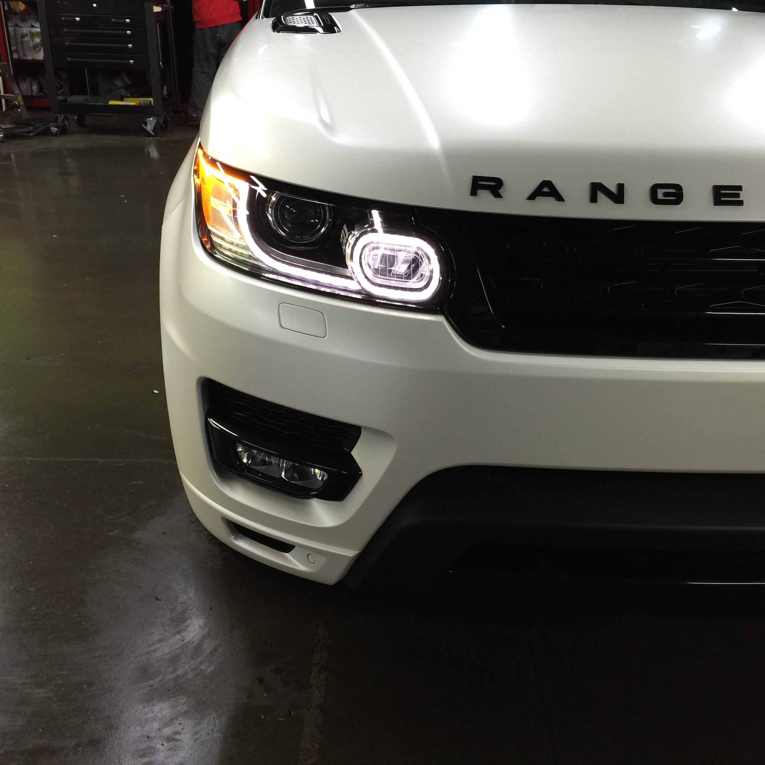 2015 Land Rover Range Rover Sport Supercharged Ventura Ca: 2015 Range Rover Sport + Upgrades 635HP