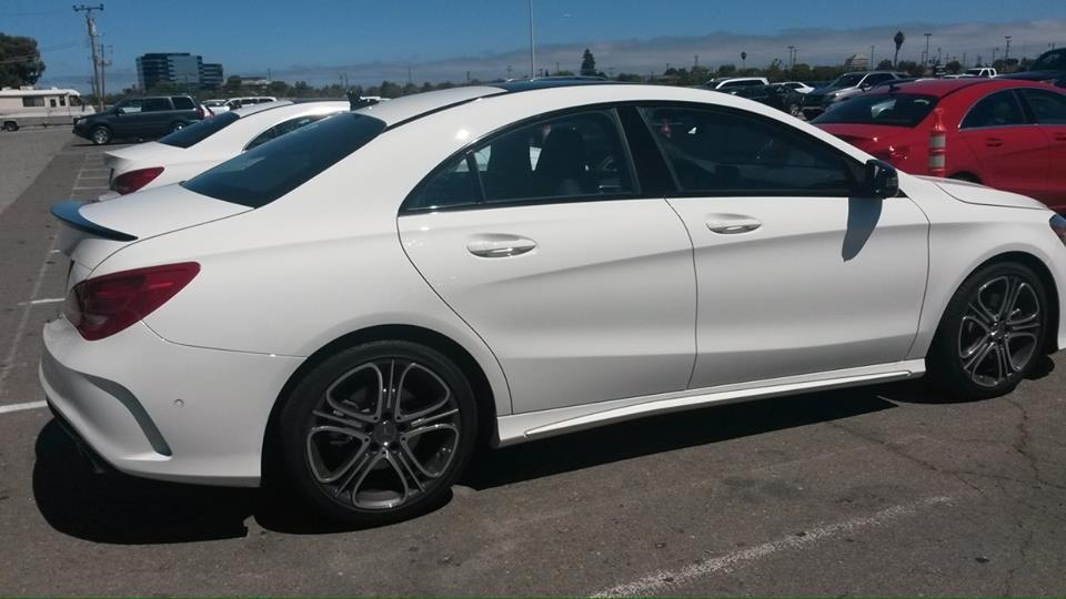 Mercedes cla sport package 2017 2018 best cars reviews for Mercedes benz cla250c