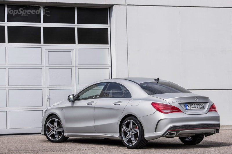 cla 250 vs cla 250 sport amg package is there a difference in the suspension page 2. Black Bedroom Furniture Sets. Home Design Ideas