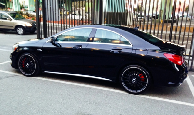 Mercedes Benz Of San Francisco >> Black on black cla45 amg pictures - Page 2