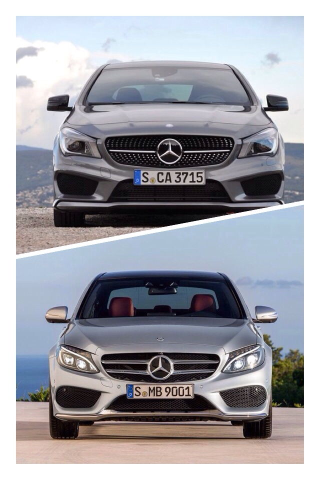 Mercedes Benz Cla 2014