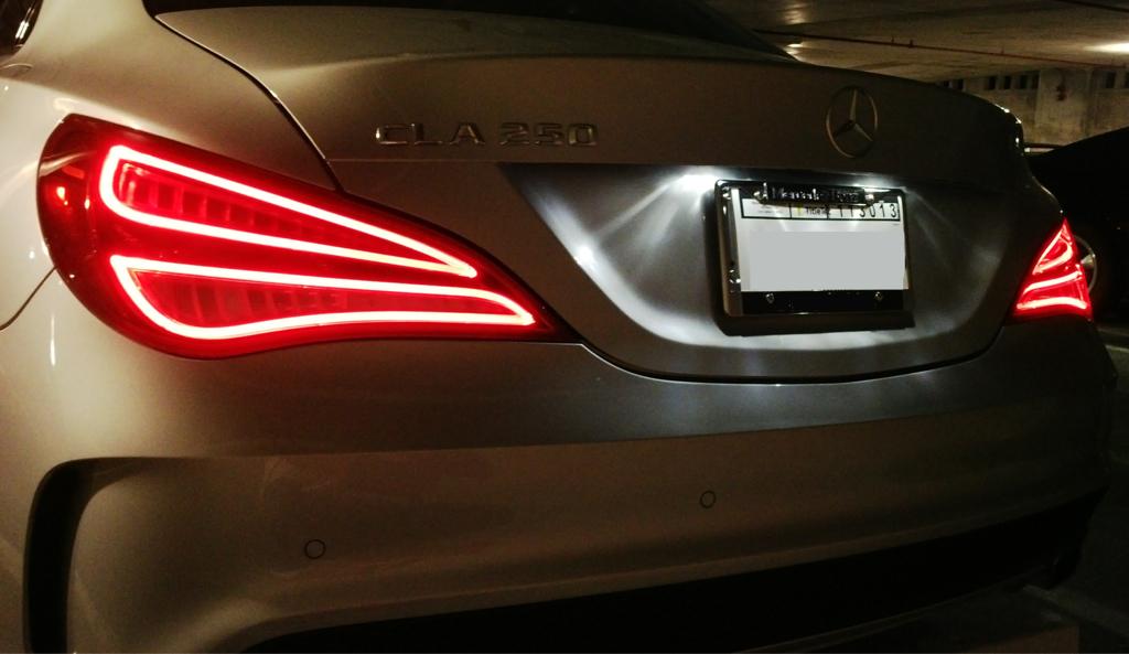 Cla 250 Fiber Optic Led Tail Lights Page 3