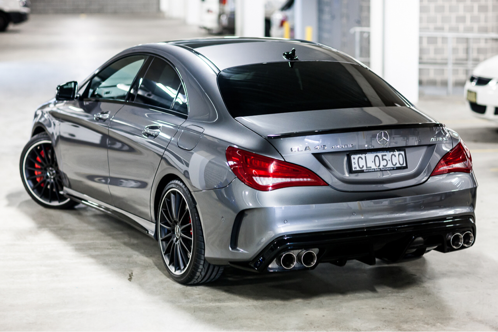 Mercedes Classe S >> CLA45 AMG After Opti-Coat - Page 3