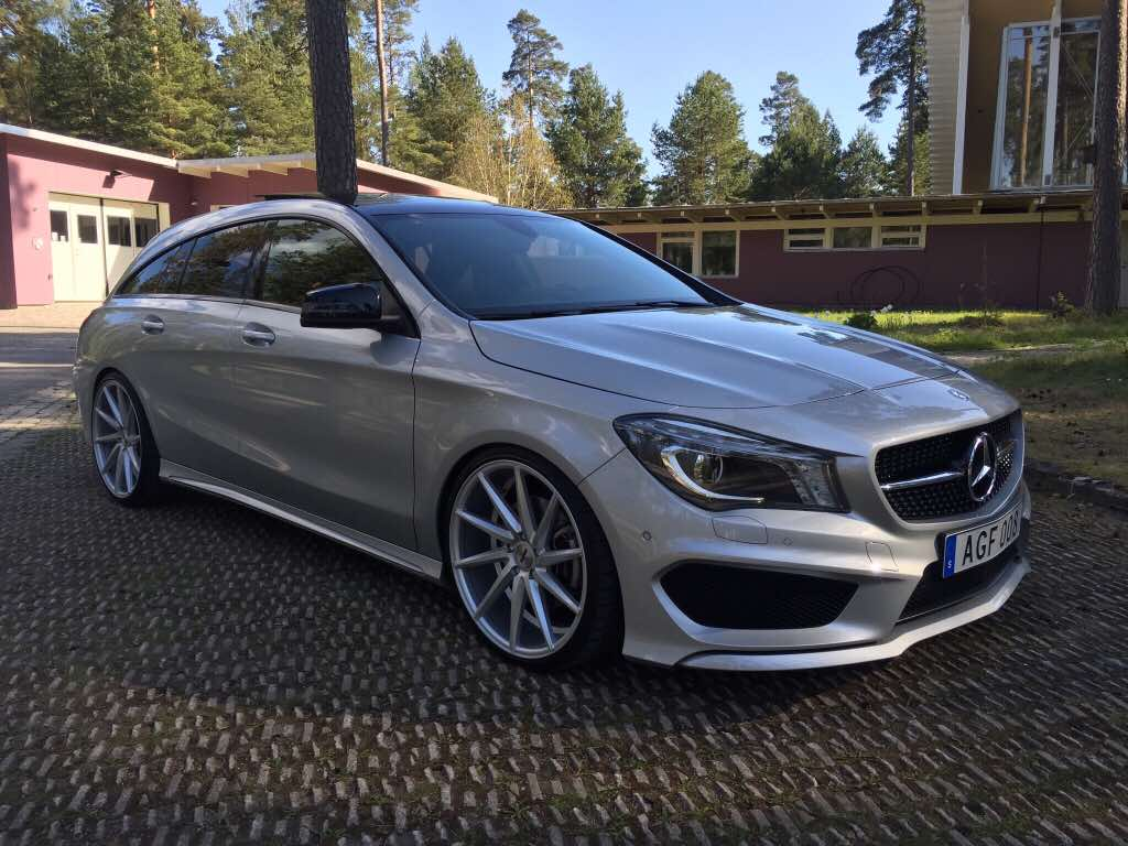 my 220 cdi cla shooting brake. Black Bedroom Furniture Sets. Home Design Ideas
