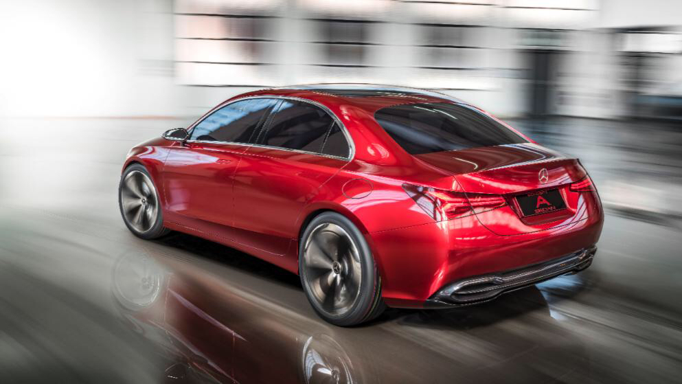 Cla 45 2019 >> anyone seen this 2019 CLA yet?