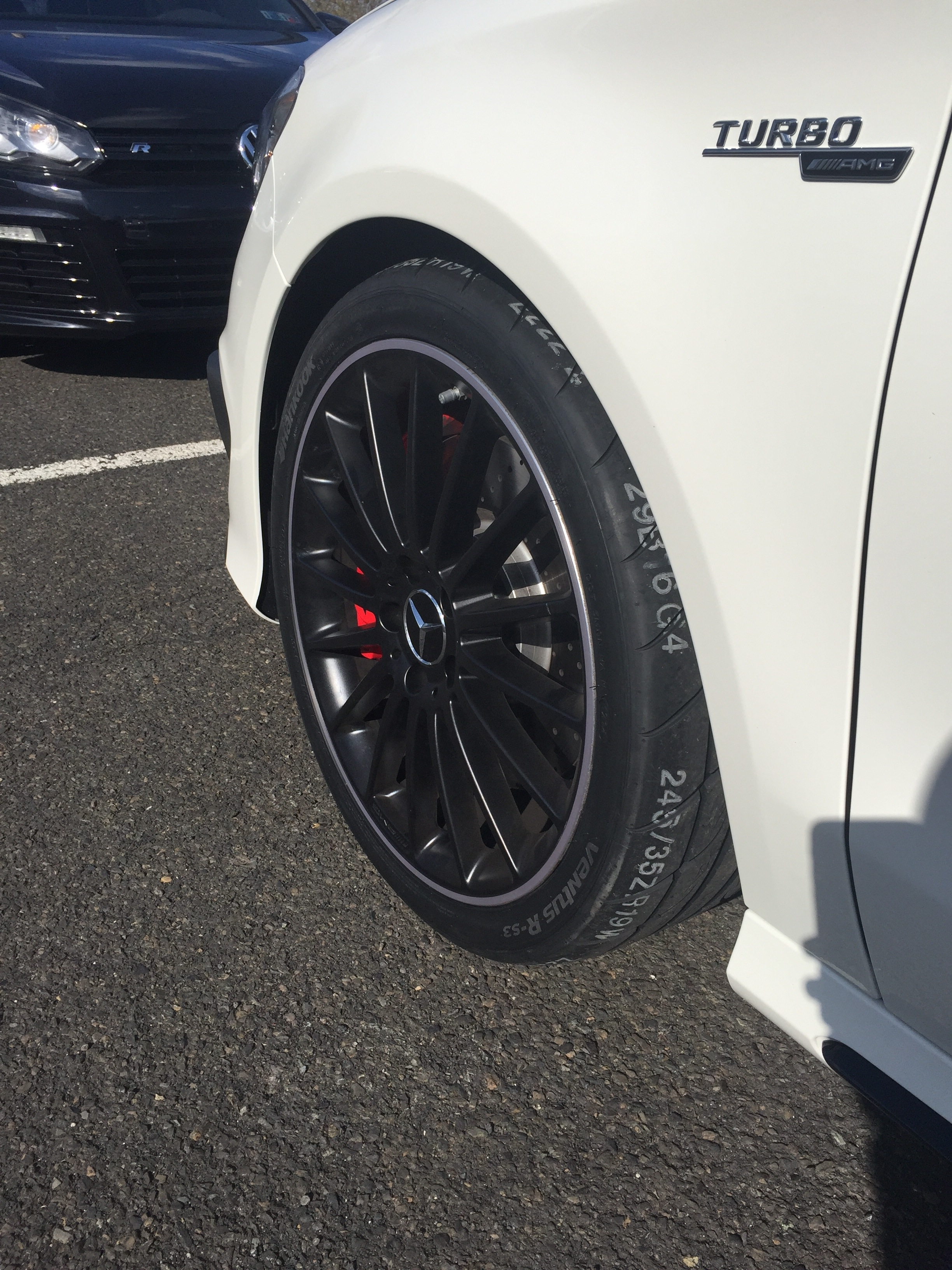 New autocross tires - 245/35-19 Hankook R-S3 - Page 2