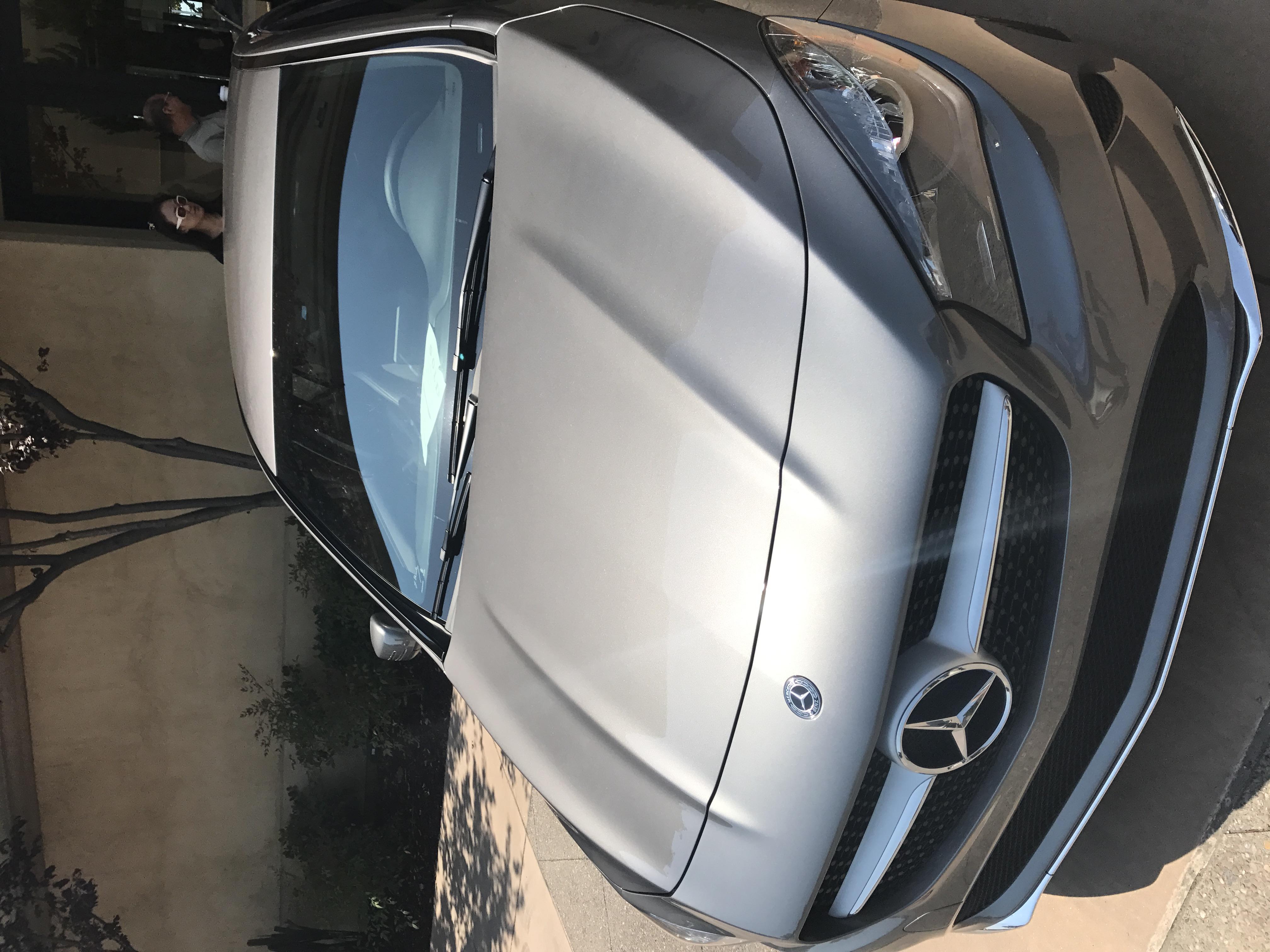 2018 CLA 250 modifications