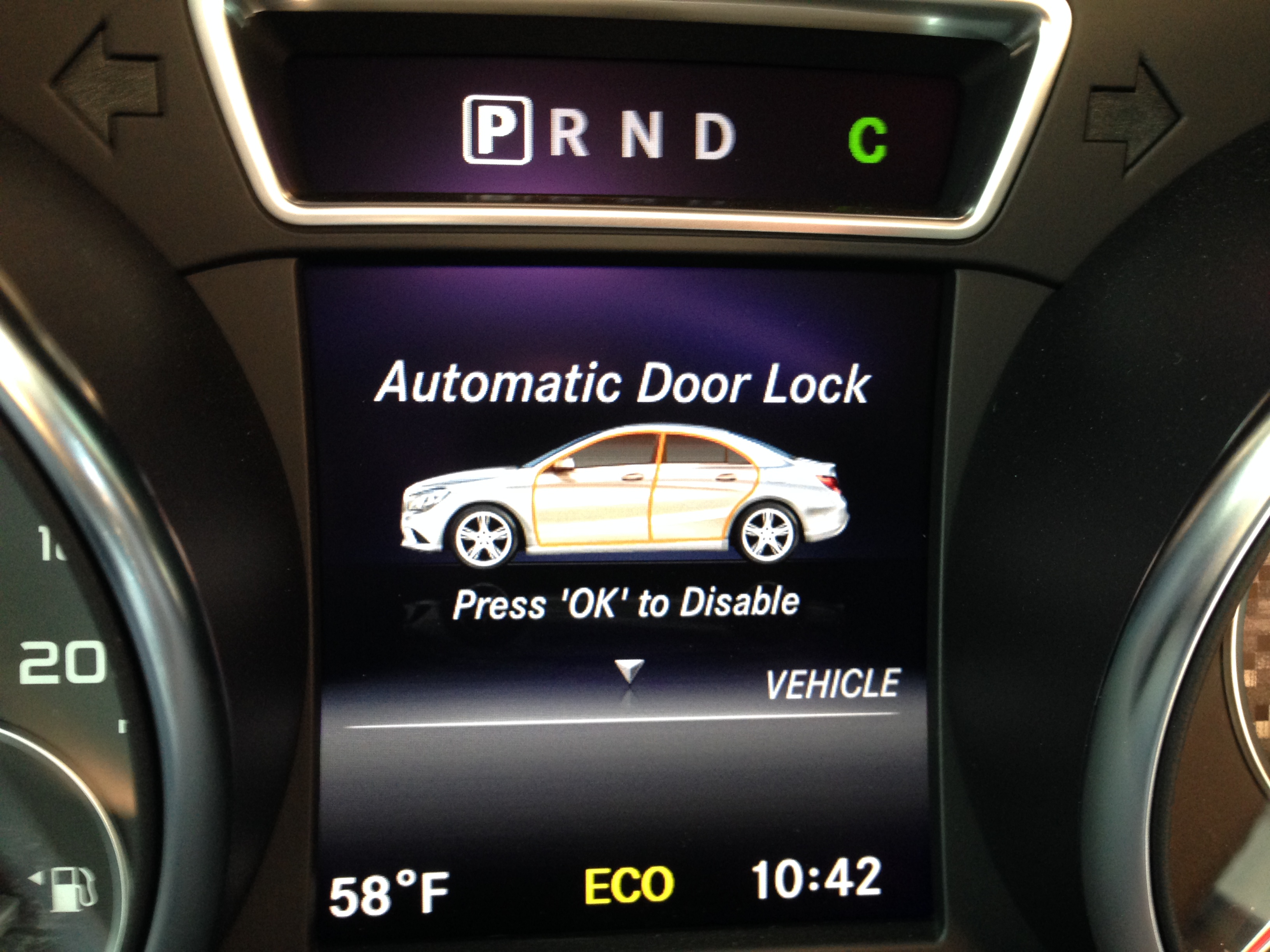Disable horn when arming security system? | Mercedes CLA Forum