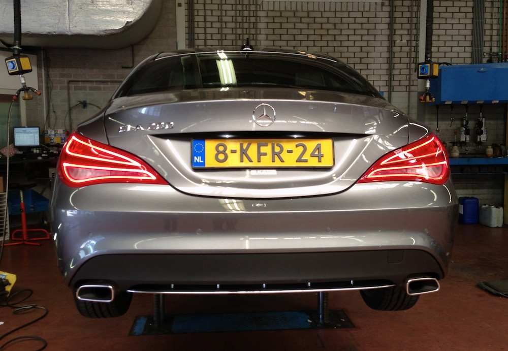 Mercedes Cla 250 >> CLA 250 Fiber Optic LED Tail Lights