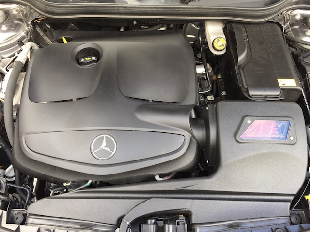Mercedes Benz Cla >> CLA250 AEM Intake & Muffler Delete
