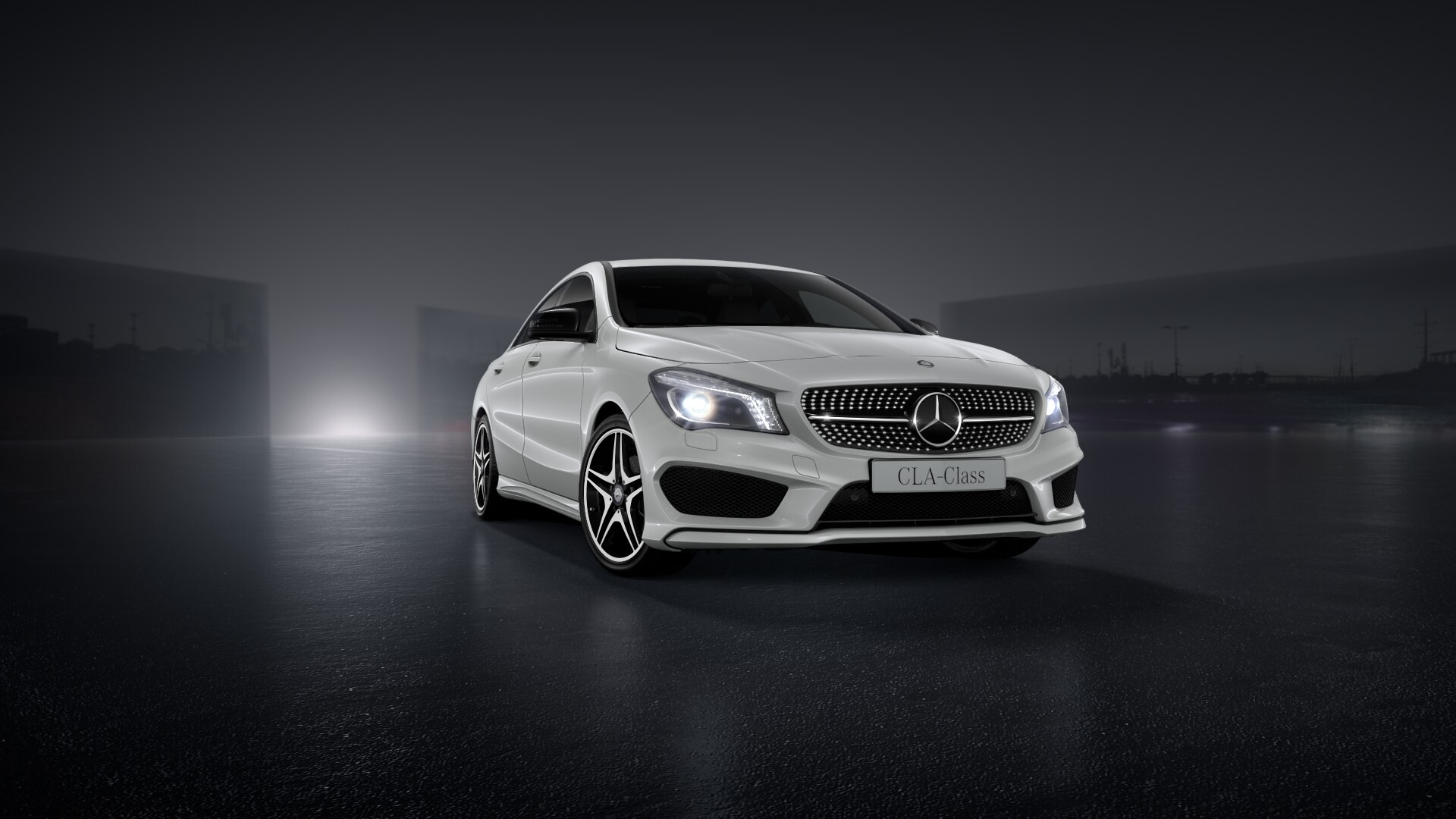 The official Mercedes CLA Cirrus White  Thread-iris.jpg