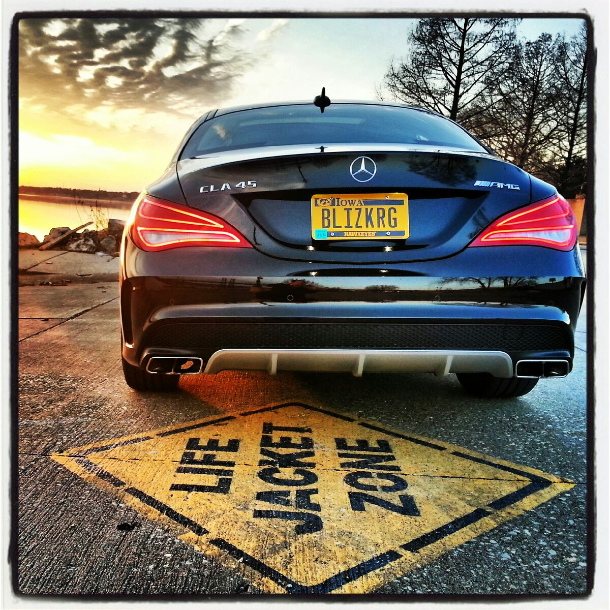 Awesome License Plate Ideas For Your New Cla Mercedes Cla Forum