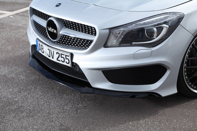 Mercedes Cla Tuning By Vath