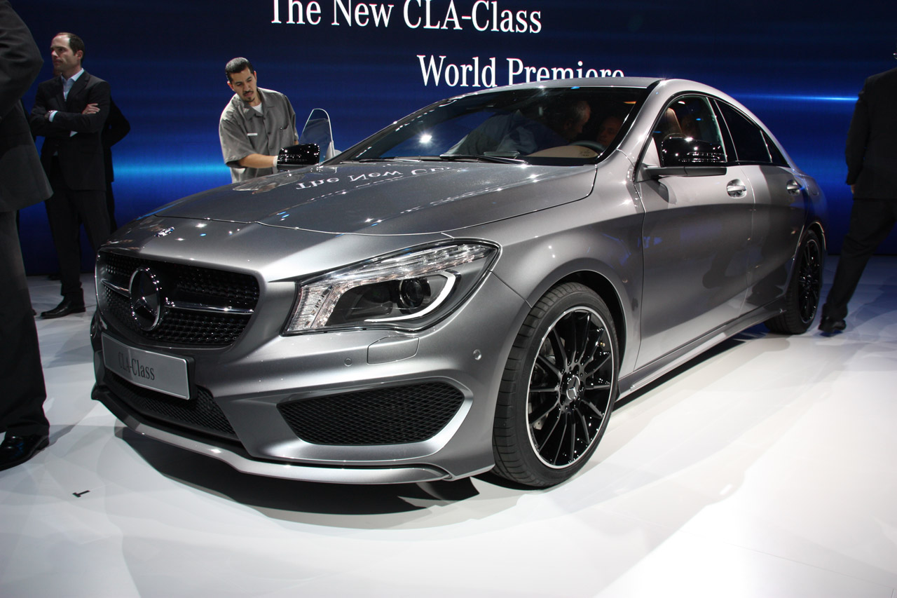 What color Mercedes-Benz CLA will (would) you buy?-mercedes-cla-250