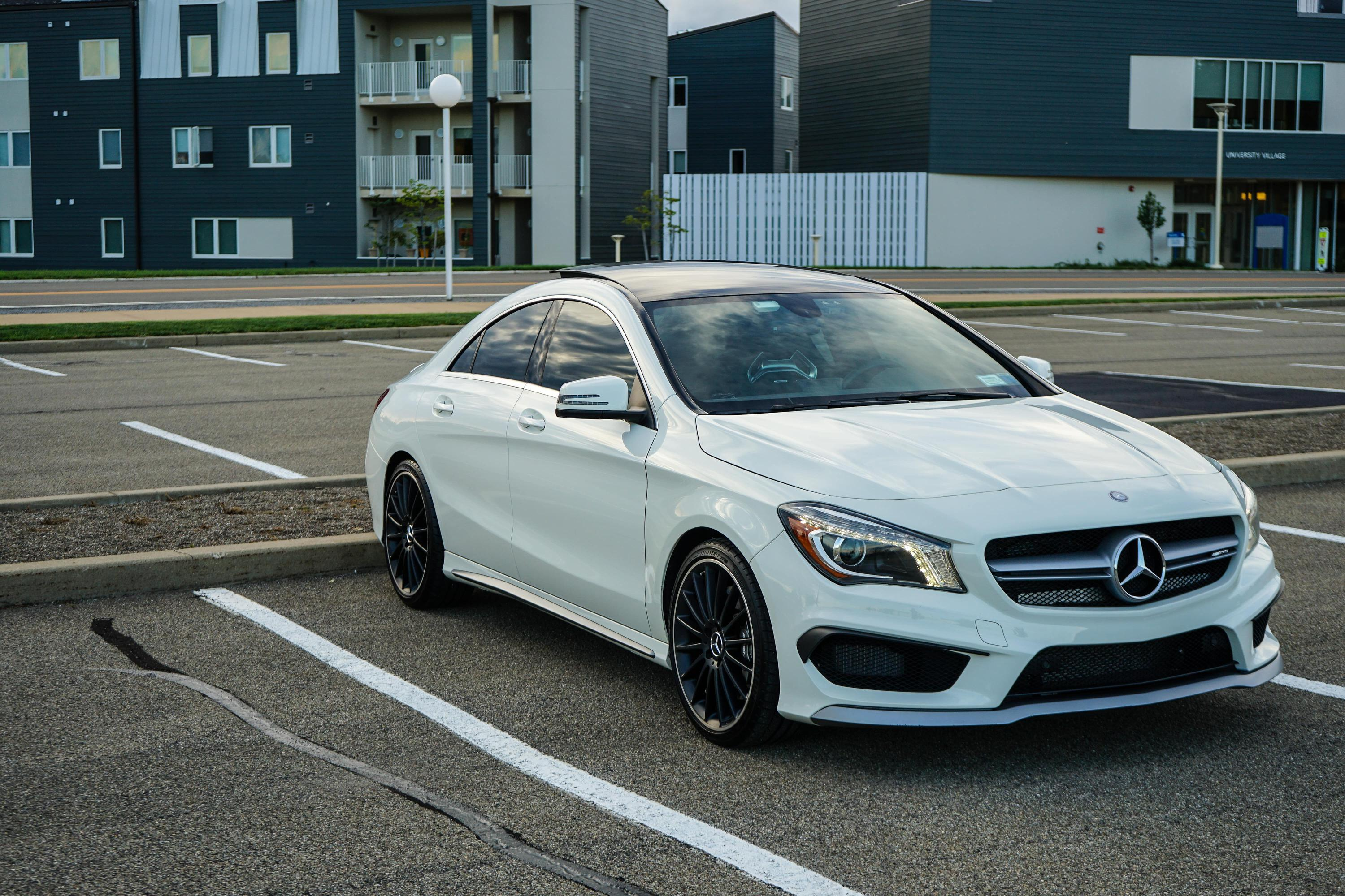 For Sale 2014 Cla 45 Amg With Weistec Stage 2 Kit