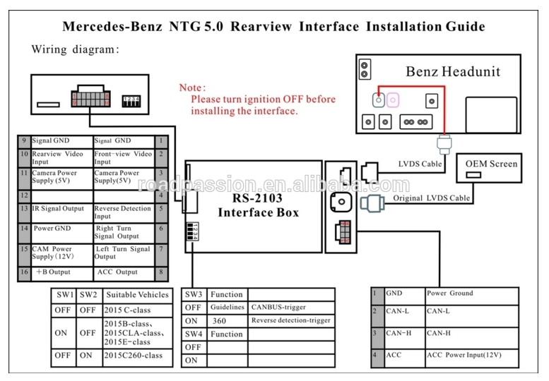 backup camera installed on my audio20 5 6 screen page 12 Socket Wiring Diagram