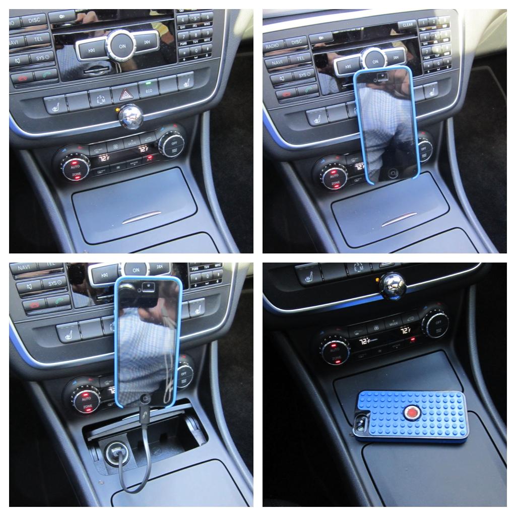 Как сделать держатель для телефона в машину своими руками