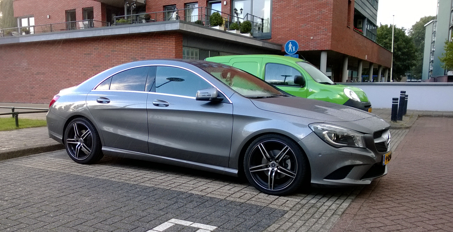 Most Expensive Mercedes >> What options are an absolute must on the CLA? - Page 5