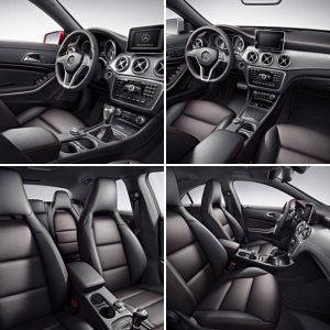 Mercedes-Benz CLA AMG Line Exclusive Package